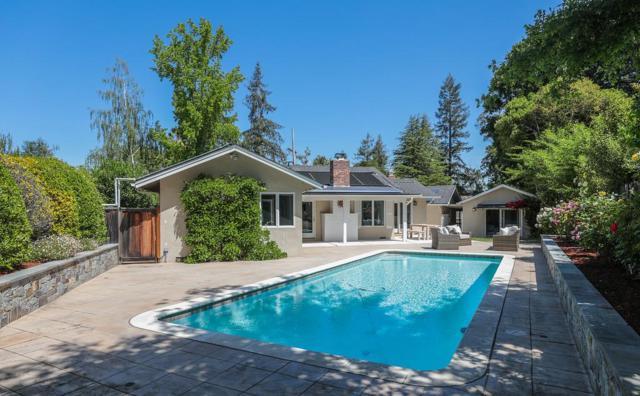 30 Sharon Ct, Menlo Park, CA 94025 (#ML81750411) :: Strock Real Estate