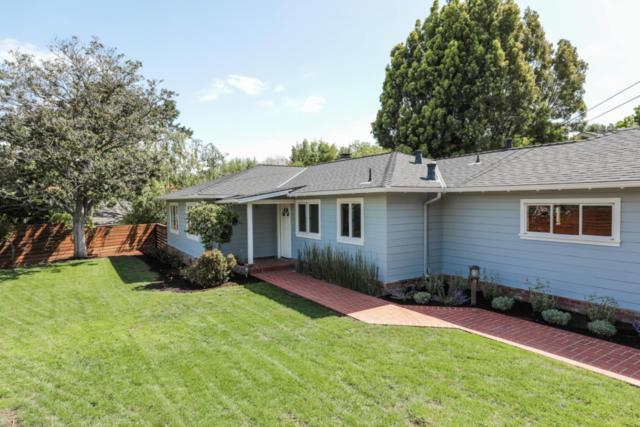 960 Terrace Dr, Los Altos, CA 94024 (#ML81750875) :: Strock Real Estate