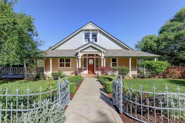11095 Beckville Rd, Nevada City, CA 95959 (#ML81750974) :: Strock Real Estate