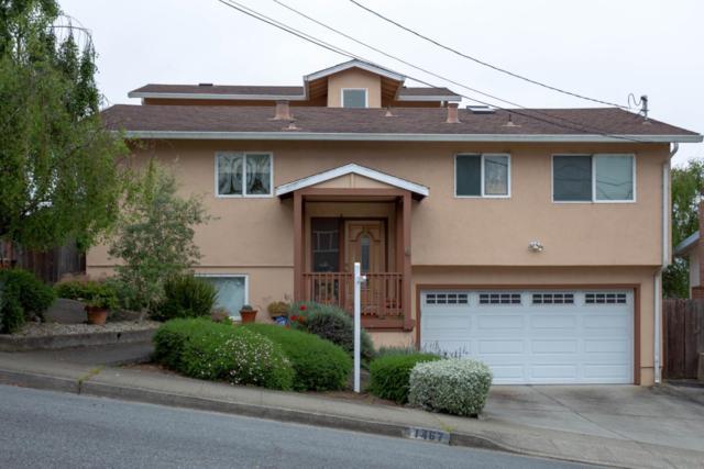 1467 Crespi Dr, Pacifica, CA 94044 (#ML81751485) :: Strock Real Estate