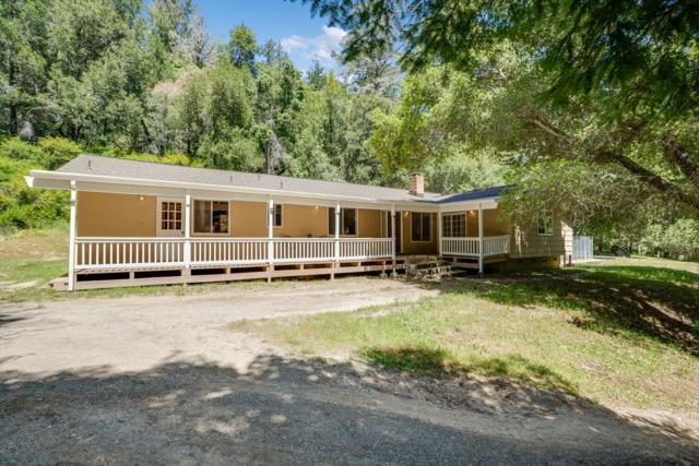 18377 Bear Creek Rd, Boulder Creek, CA 95006 (#ML81751761) :: The Gilmartin Group