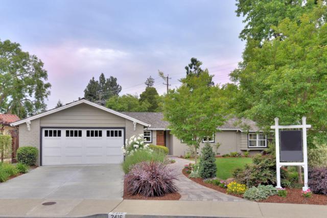 2416 Villa Nueva Way, Mountain View, CA 94040 (#ML81751967) :: The Goss Real Estate Group, Keller Williams Bay Area Estates