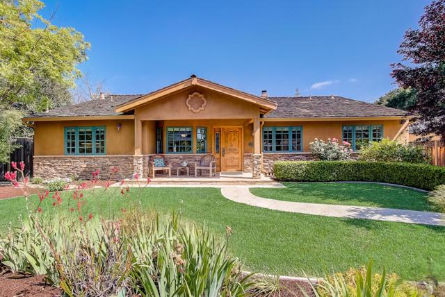 465 San Luis Ave, Los Altos, CA 94024 (#ML81751980) :: The Warfel Gardin Group