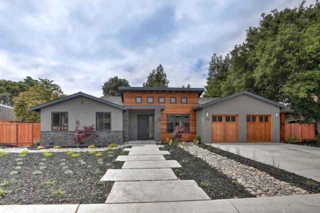 100 Mountain View Ave, Los Altos, CA 94024 (#ML81752187) :: The Warfel Gardin Group