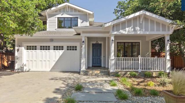 853 La Para Ave, Palo Alto, CA 94306 (#ML81752285) :: The Sean Cooper Real Estate Group