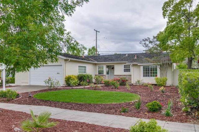 726 Oakgrove Dr, San Jose, CA 95129 (#ML81752379) :: The Warfel Gardin Group