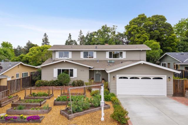 932 Pleasant Hill Rd, Redwood City, CA 94061 (#ML81752474) :: The Warfel Gardin Group