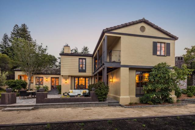 463 El Arroyo Rd, Hillsborough, CA 94010 (#ML81752759) :: The Gilmartin Group