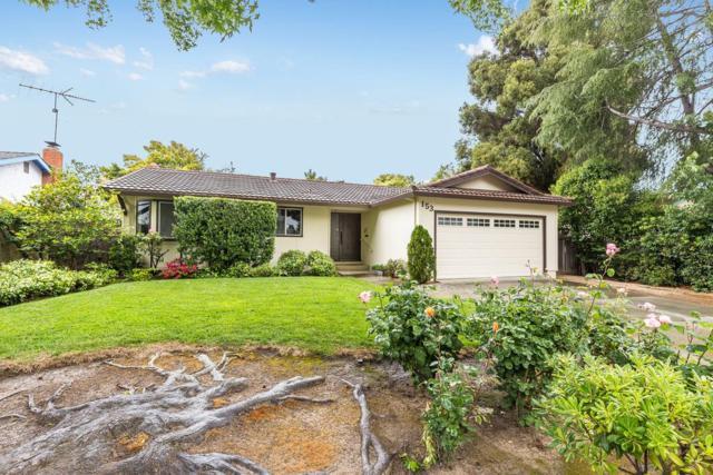 153 Leota Ave, Sunnyvale, CA 94086 (#ML81752786) :: The Warfel Gardin Group