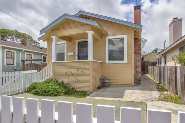 266 Anita St, Monterey, CA 93940 (#ML81752990) :: The Warfel Gardin Group