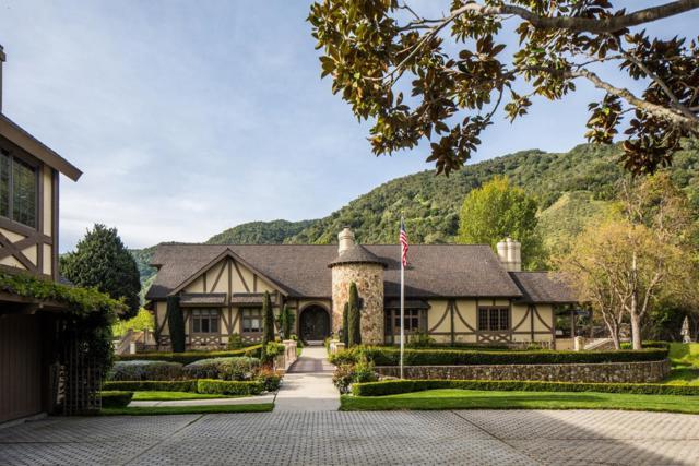 100 Panetta Rd, Carmel Valley, CA 93924 (#ML81753129) :: Strock Real Estate