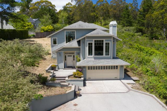 822 San Carlos Ave, El Granada, CA 94018 (#ML81754209) :: The Kulda Real Estate Group
