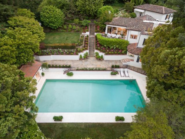 933 Baileyana Rd, Hillsborough, CA 94010 (#ML81754496) :: The Kulda Real Estate Group