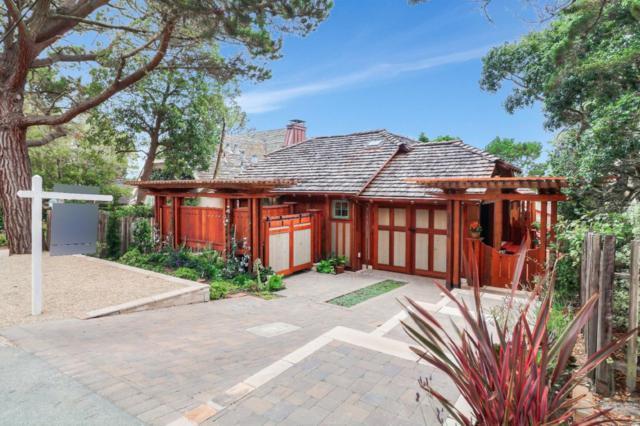 24676 Guadalupe St, Carmel, CA 93923 (#ML81754960) :: The Goss Real Estate Group, Keller Williams Bay Area Estates