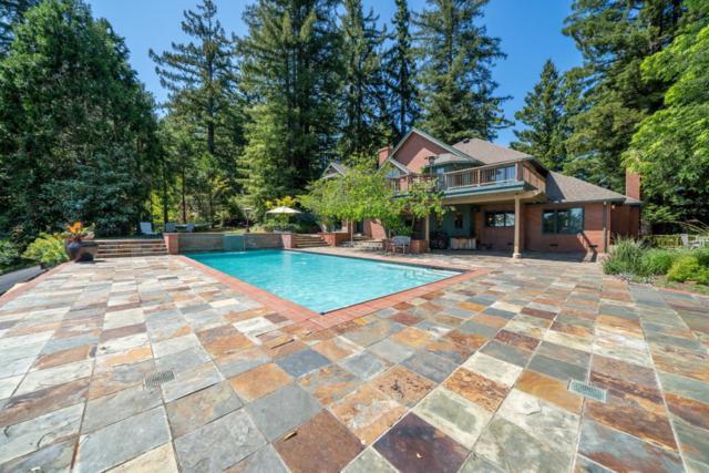 100 Charles Hill Ct, Santa Cruz, CA 95065 (#ML81755049) :: Brett Jennings Real Estate Experts