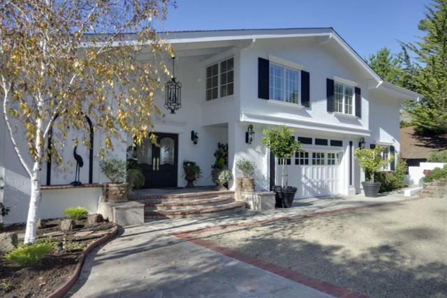 2165 Higgins Canyon Rd, Half Moon Bay, CA 94019 (#ML81755728) :: The Kulda Real Estate Group