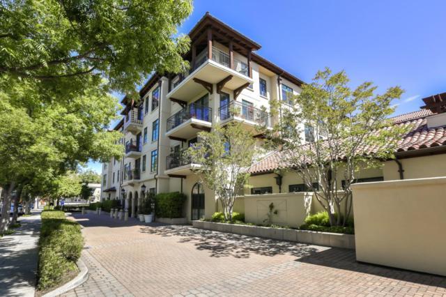 555 Byron St 302, Palo Alto, CA 94301 (#ML81755825) :: Strock Real Estate
