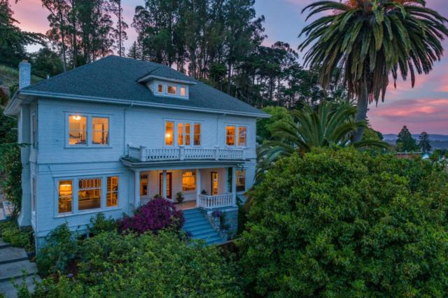 410 High St, Santa Cruz, CA 95060 (#ML81756005) :: Strock Real Estate