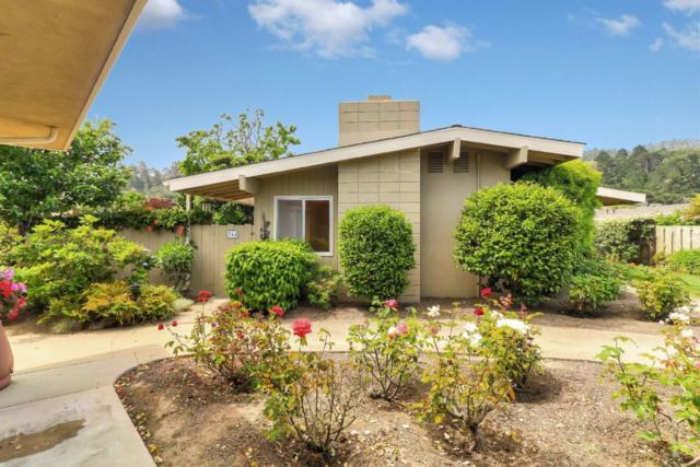 244 Hacienda Carmel, Carmel, CA 93923 (#ML81756275) :: Strock Real Estate