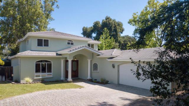 1161 Payne Dr, Los Altos, CA 94024 (#ML81756714) :: Strock Real Estate