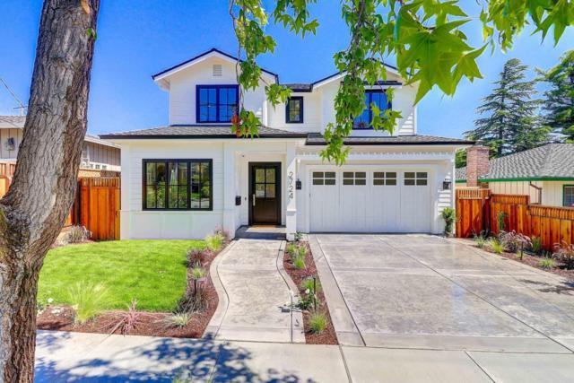 2724 Eaton Ave, San Carlos, CA 94070 (#ML81756751) :: Perisson Real Estate, Inc.