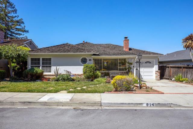 925 Lupin Way, San Carlos, CA 94070 (#ML81756844) :: Intero Real Estate