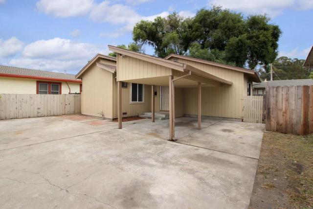 110 Ocean St, Santa Cruz, CA 95060 (#ML81757102) :: Strock Real Estate
