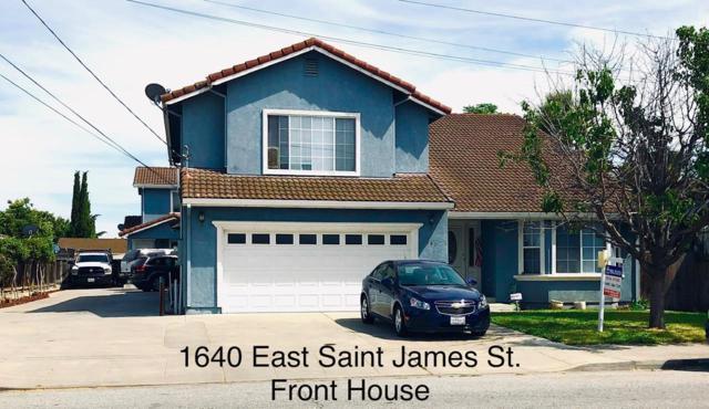 1638/1640 E Saint James St, San Jose, CA 95116 (#ML81757399) :: Strock Real Estate