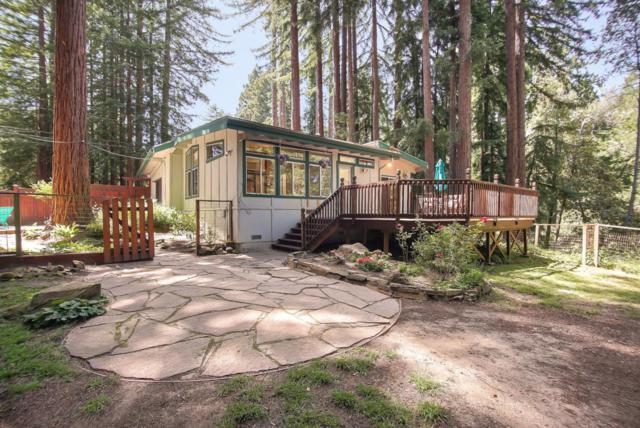 110 Oakwood Dr, Boulder Creek, CA 95006 (#ML81758252) :: RE/MAX Real Estate Services