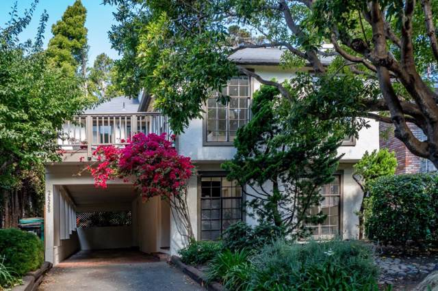 26268 Carmelo St, Carmel, CA 93923 (#ML81758823) :: The Sean Cooper Real Estate Group