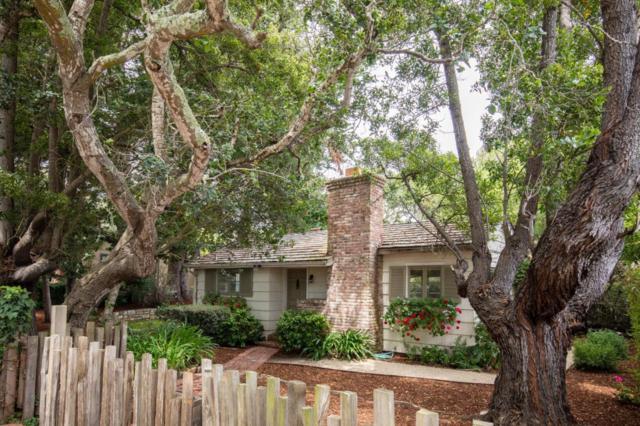 0 Carpenter 3 Ne Of 6th St, Carmel, CA 93921 (#ML81758883) :: The Goss Real Estate Group, Keller Williams Bay Area Estates