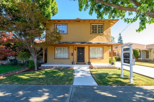 1034 Parkinson Ct, San Jose, CA 95126 (#ML81759168) :: Brett Jennings Real Estate Experts
