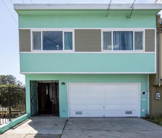 119 Ramsell St, San Francisco, CA 94132 (#ML81759400) :: Strock Real Estate
