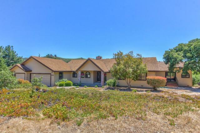10551 Hidden Mesa Pl, Monterey, CA 93940 (#ML81759933) :: Strock Real Estate