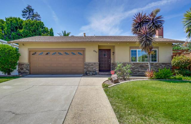 690 W Latimer Ave, Campbell, CA 95008 (#ML81760363) :: Keller Williams - The Rose Group