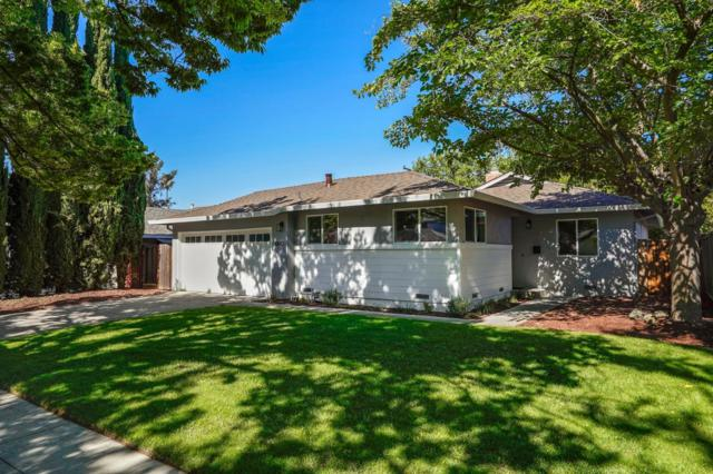 4842 Kingdale Dr, San Jose, CA 95124 (#ML81760720) :: Intero Real Estate