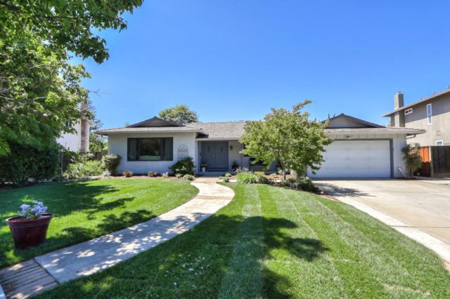 1073 Hedgecroft Pl, San Jose, CA 95120 (#ML81760724) :: Brett Jennings Real Estate Experts