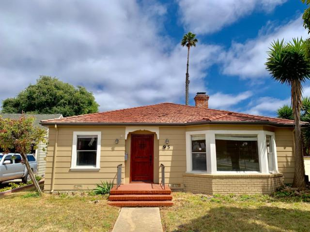 95 San Clemente Ave, Salinas, CA 93901 (#ML81761909) :: Strock Real Estate