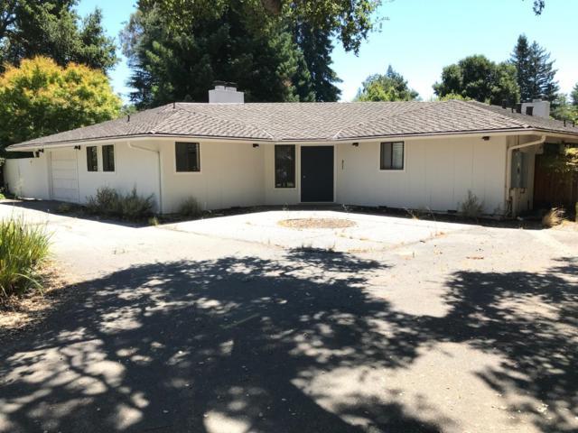 933 Hermosa Way, Menlo Park, CA 94025 (#ML81762279) :: Strock Real Estate