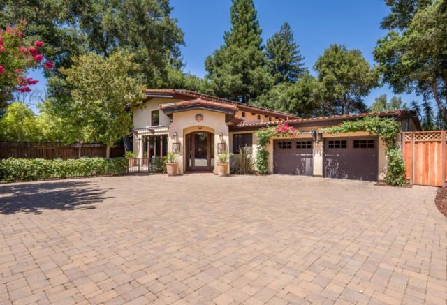 1206 N Lemon Ave, Menlo Park, CA 94025 (#ML81763250) :: Strock Real Estate