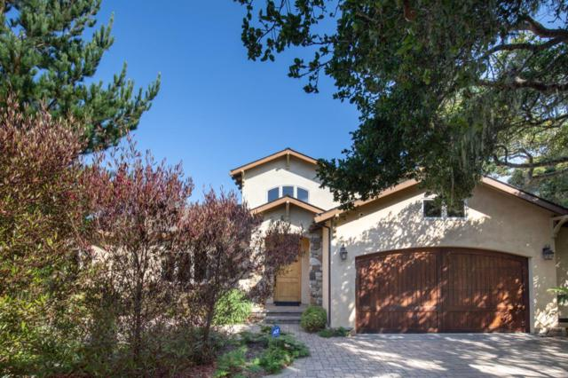 2876 Oak Knoll Rd, Pebble Beach, CA 93953 (#ML81763346) :: The Sean Cooper Real Estate Group