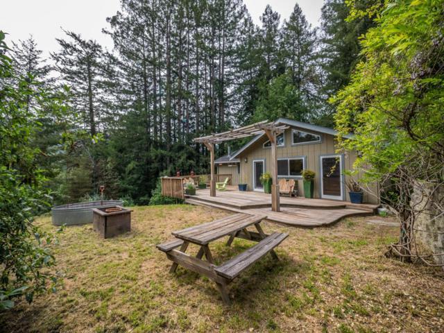 1325 Highland Dr, Boulder Creek, CA 95006 (#ML81763463) :: Intero Real Estate