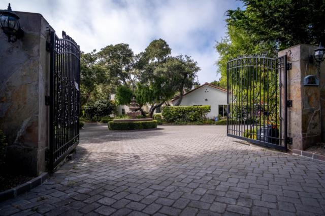 2832 Sloat Rd, Pebble Beach, CA 93953 (#ML81763512) :: The Sean Cooper Real Estate Group
