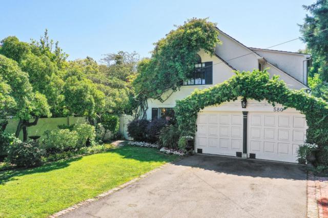 580 Washington Ave, Palo Alto, CA 94301 (#ML81763755) :: Live Play Silicon Valley