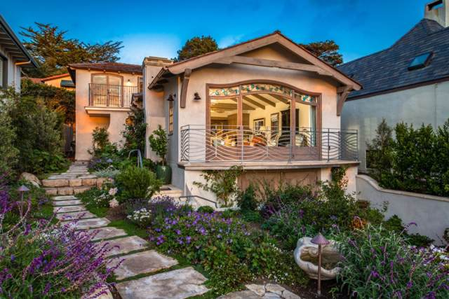 0 San Antonio 2Se 13th Ave, Carmel, CA 93921 (#ML81764247) :: The Sean Cooper Real Estate Group