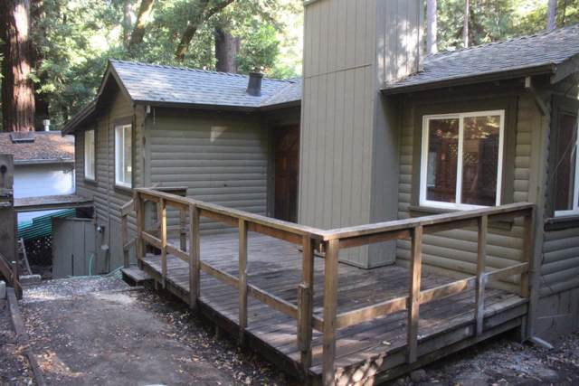 995 Creek Dr, Boulder Creek, CA 95006 (#ML81768658) :: The Sean Cooper Real Estate Group