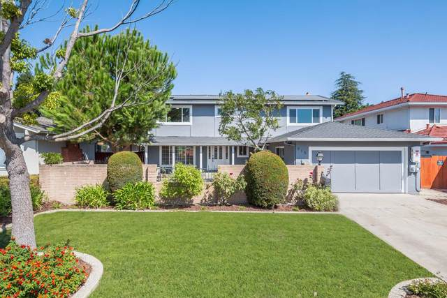 915 Bluebell Way, Sunnyvale, CA 94086 (#ML81768737) :: RE/MAX Real Estate Services