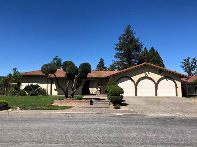 12389 Larchmont Ave, Saratoga, CA 95070 (#ML81769228) :: Live Play Silicon Valley