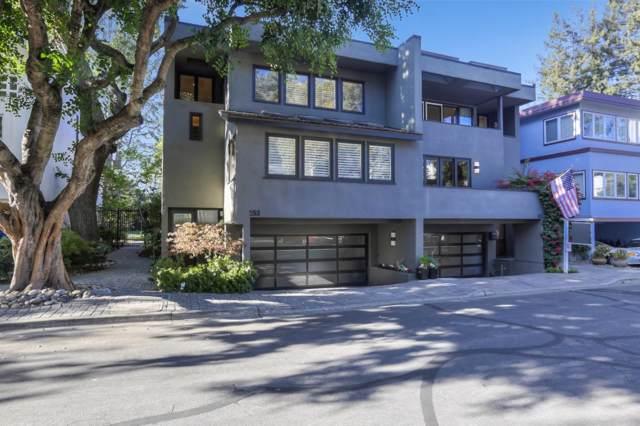 153 & 161 Stone Pine Ln, Menlo Park, CA 94025 (#ML81769658) :: Strock Real Estate