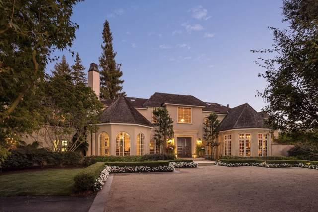 285 Atherton Ave, Atherton, CA 94027 (#ML81769685) :: Maxreal Cupertino